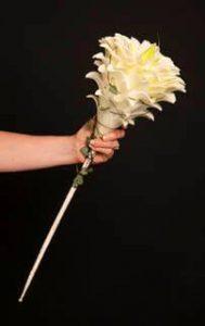 Bilde av bukett i bryllup