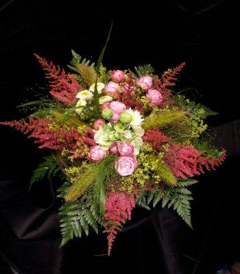 Bilde av blomsterbukett
